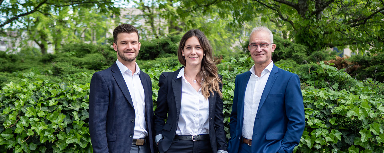 Photos de l'équipe de R-éal Suisse SA - promoteurs et développeurs immobiliers vaudois
