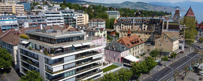 Bord du lac de Lausanne, Rue de la Navigation